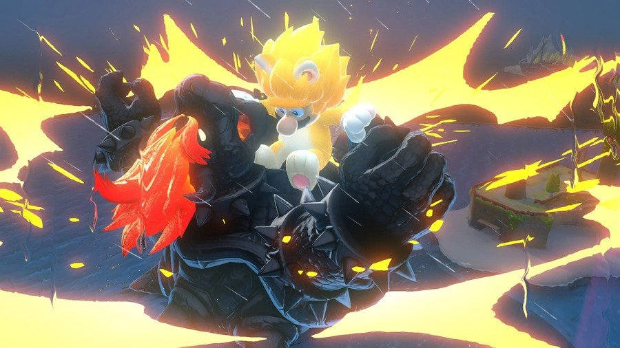 A Day-One Update For Super Mario 3D World + Bowser's Fury Is Now Live (Version 1.1.0) 1