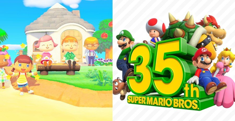 Animal Crossing: New Horizons' Super Mario Update Arrives This March 1