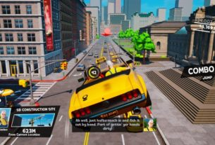 Beep Beep! Taxi Chaos Takes Its Directions From Crazy Taxi, Coming To Switch On February 23rd 3