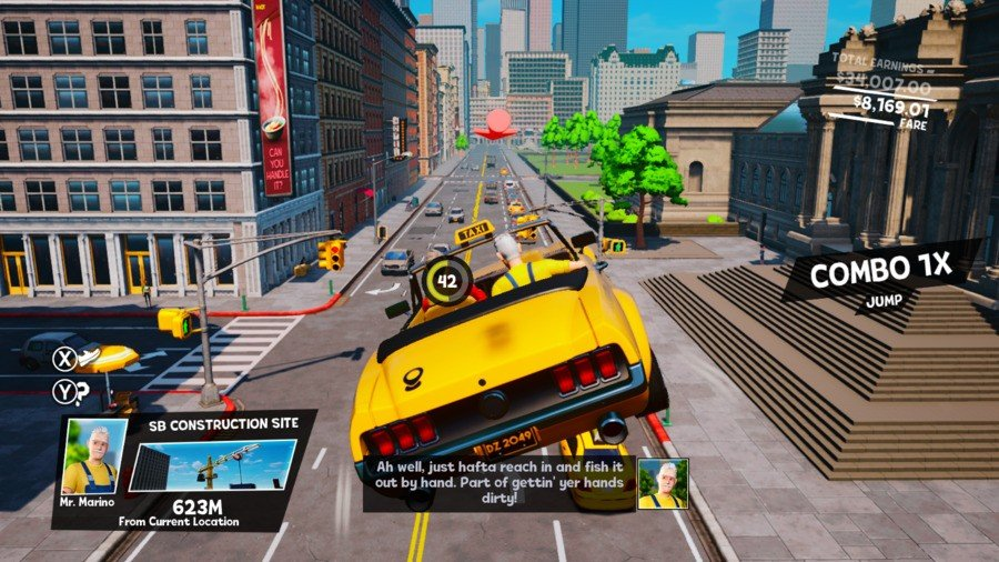 Beep Beep! Taxi Chaos Takes Its Directions From Crazy Taxi, Coming To Switch On February 23rd 1