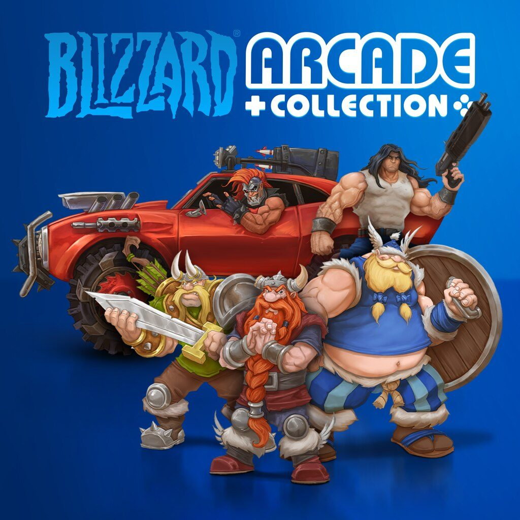 Blizzard Arcade Collection arrives today on PS4 and PS5 1