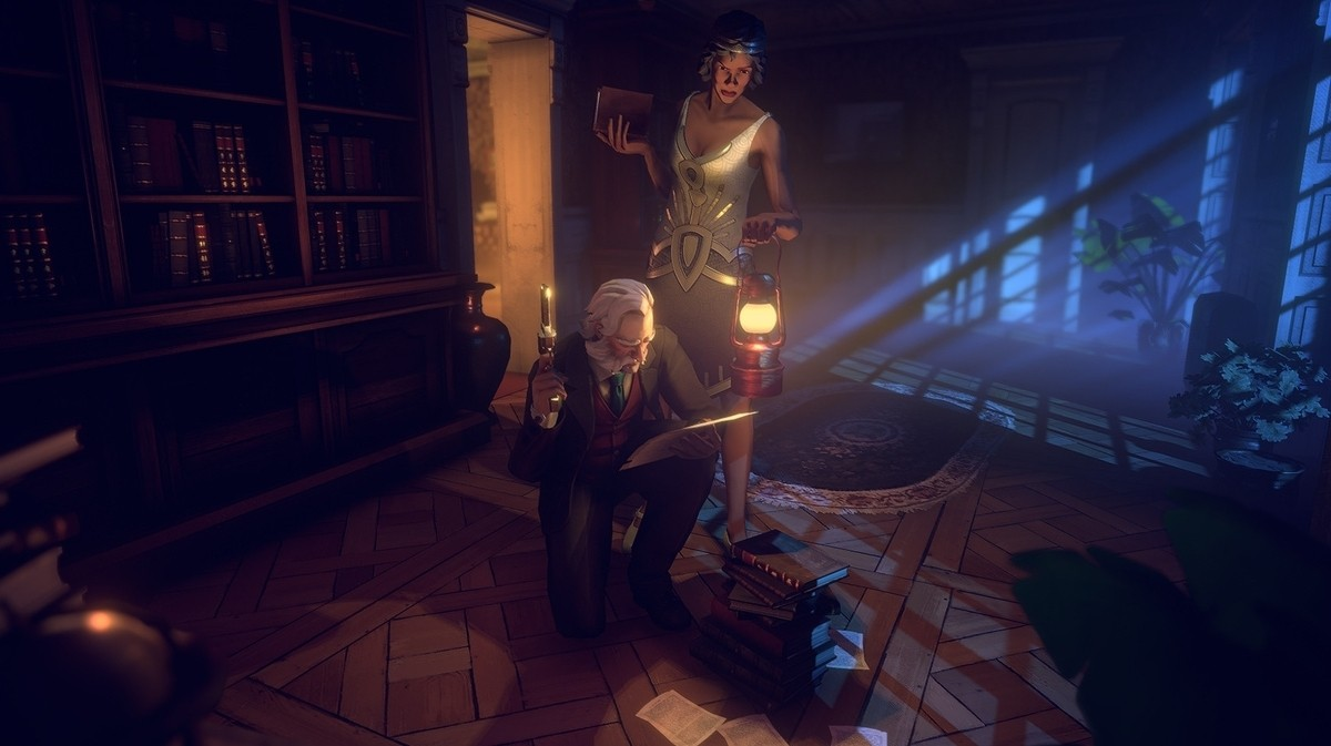 Board-game-turned-tactical-RPG Arkham Horror: Mother's Embrace debuts gameplay 1