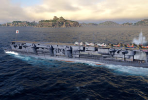 Carriers Arrive in World of Warships: Legends 2