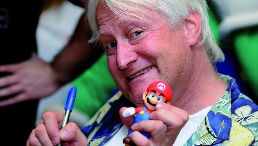 Charles Martinet Would Love To Voice Mario In Upcoming Illumination Movie 1