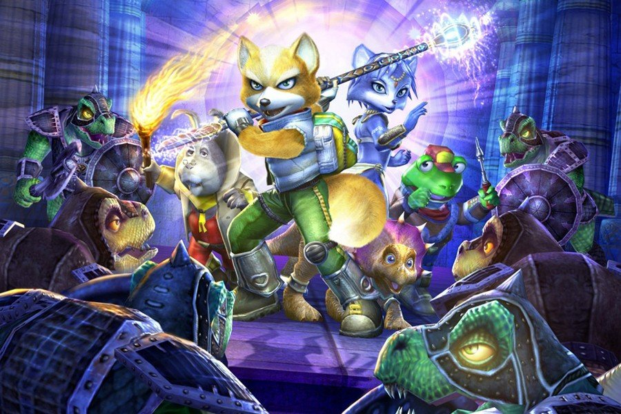 Feature: The Making Of Star Fox Adventures, The Game That Was Once Dinosaur Planet 1