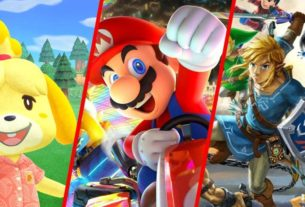 Here Are The Top Ten Best-Selling Nintendo Switch Games Of All Time 3