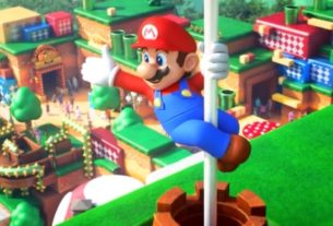 Here's a full video ride-through of Super Nintendo World's chaotic Mario Kart ride 3