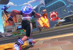 Knockout City Breakdown And Hands-On Impressions 4