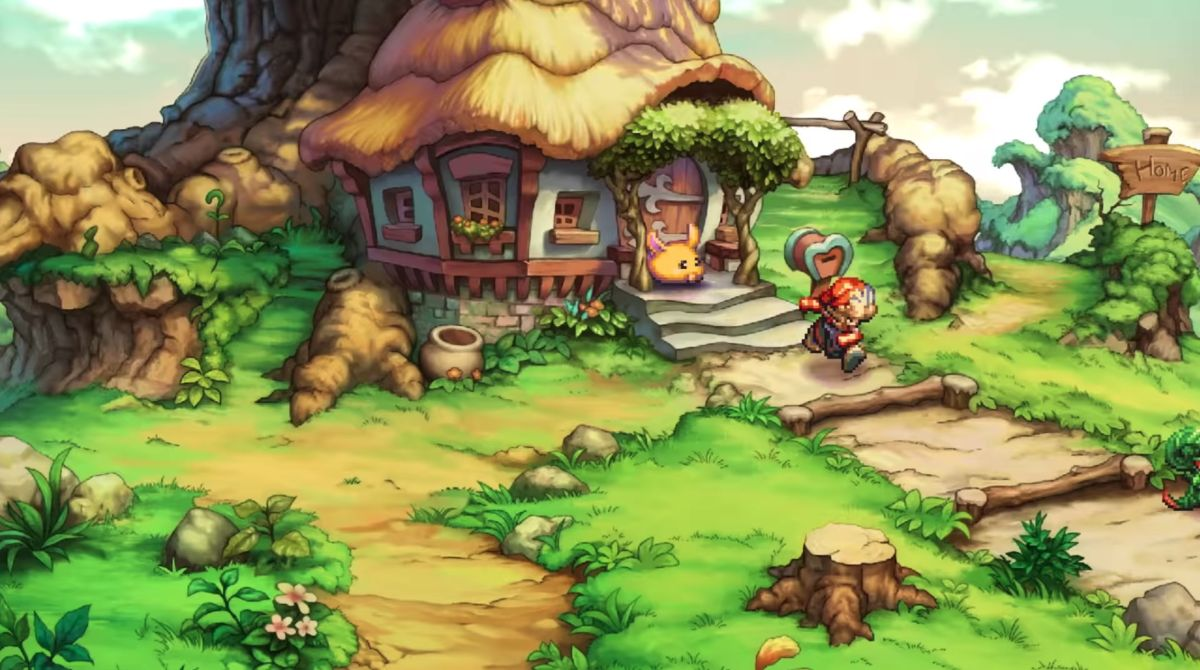 Legend of Mana HD remaster is coming to Steam Legend of Mana 1