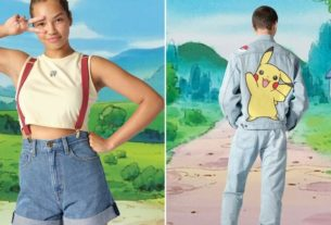 Levi's Just Announced A New Line Of Pokémon Clothing, And It Includes Misty's Outfit 2