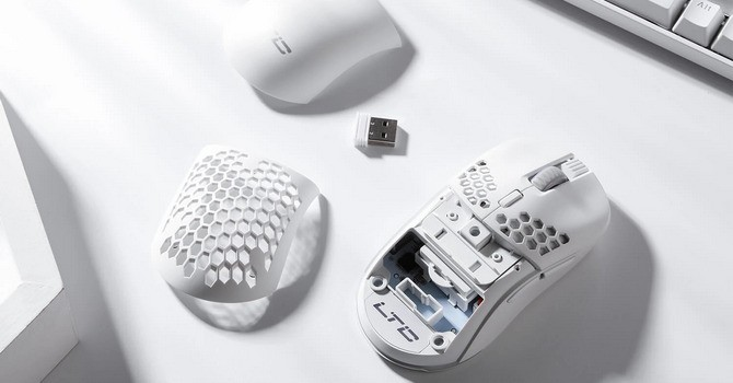LTC MoshPit WHM-01 Gaming Mouse, Neither Heavy Nor Metal 1