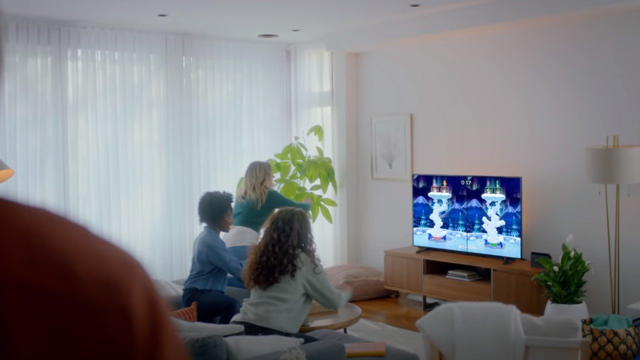 New US Switch TV Ads Show Off Mario Party And Clubhouse Games 1
