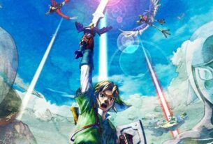 Nintendo Gives Us A Look At The Switch Box Art For Zelda: Skyward Sword HD 5