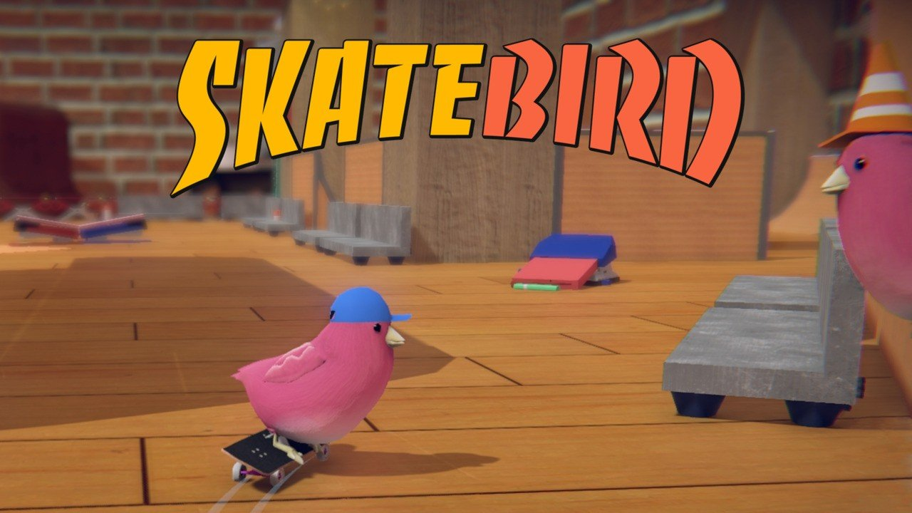 Nintendo Indie World Star SkateBIRD Gets New Trailer Showing Off Unseen Rooftop Level 1