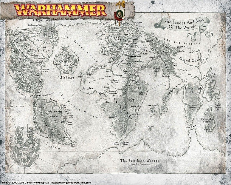 Oh Look, A Bloodthirster! Total War Warhammer 3 Announced 1