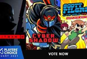 Players' Choice: Vote for January 2021's Best New Game 4