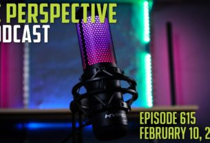 Podcast #615 – Cyberpunked, Intel 11th gen, AMD FidelityFX, Epic Games, and HyperX Mic review + MOREx2! 2