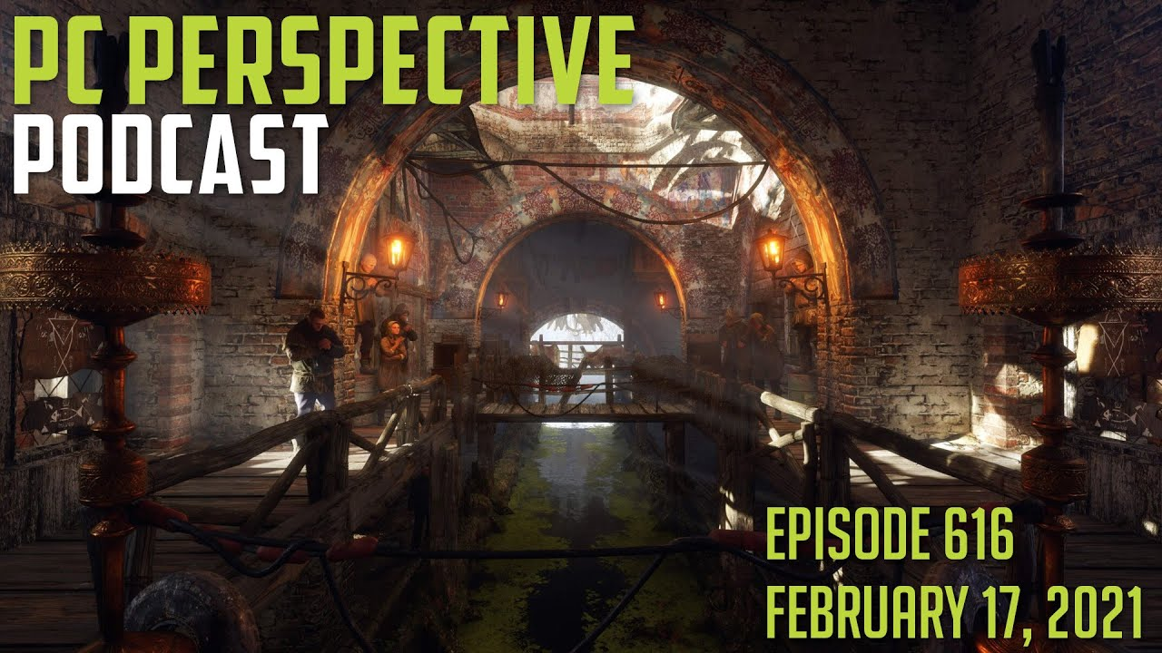 Podcast #616 – Undervolted and Overclocked – includes Ryzen tuning, Metro RTX, RTX 3060, and More 1