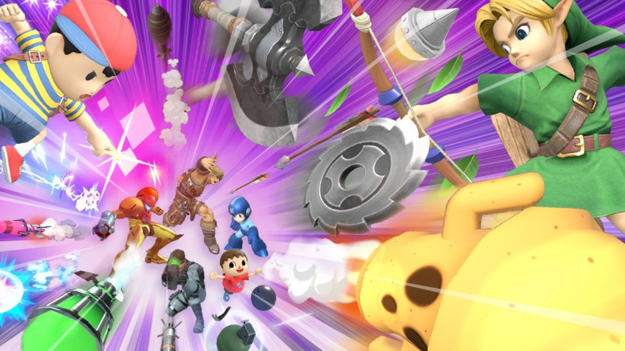 """Smash Bros. Ultimate's """"Barrage Tournament"""" Goes Live On February 5th 1"""