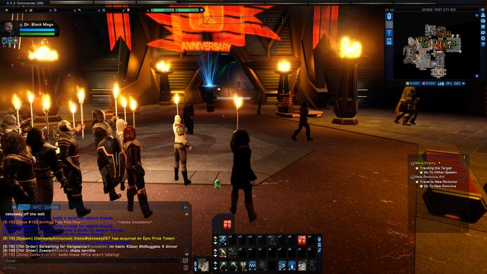 Star Trek Online players gather in-game to pay tribute to Christopher Plummer 1