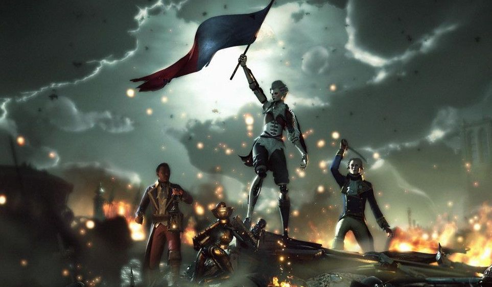 Steelrising, the game about French Revolutionary robots, is looking for testers Steelrising 1