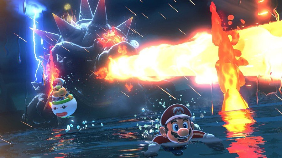 Super Mario 3D World + Bowser's Fury Leaked Online A Week Before Launch 1