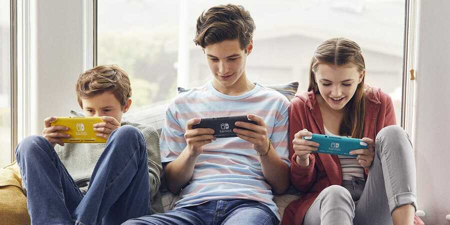 Switch Just Recorded The Strongest January Sales Of Any Games Console Since The Wii In 2010 (US) 1