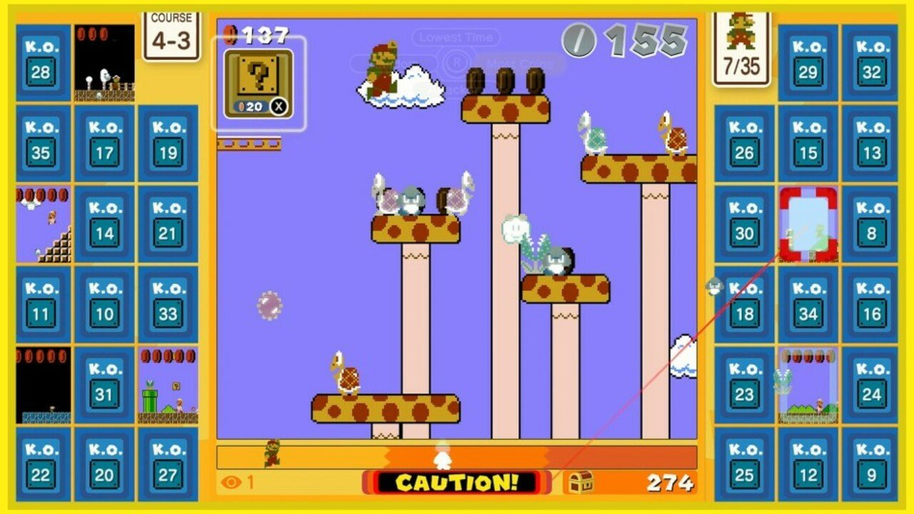 This Week's Super Mario Bros. 35 Event Serves Up A Course-Limited Special Battle 1