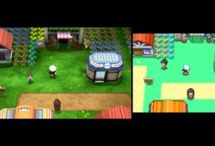 Video: Check Out This Side-By-Side Comparison Of Pokémon Diamond And Pearl On Switch And DS 2