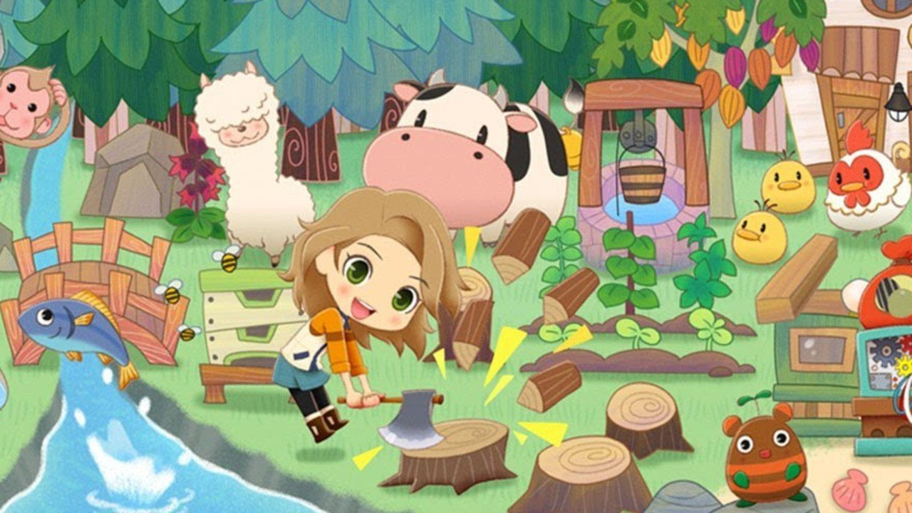 Video: Story Of Seasons: Pioneers of Olive Town Gameplay Features Trailer 2