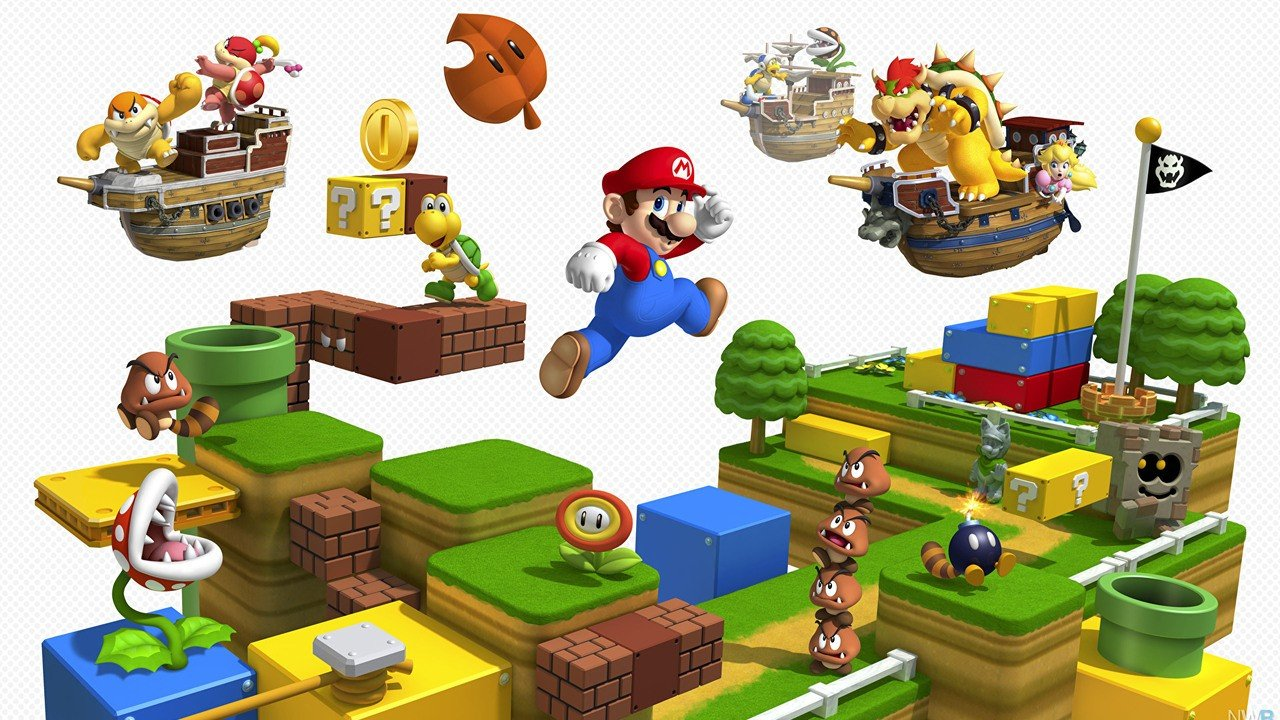 Video: Super Mario 3D Land Deserves to Be Remembered 1
