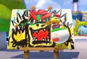 Video: Watch Japanese Comedy Duo Yoiko Play Through Bowser's Fury 2