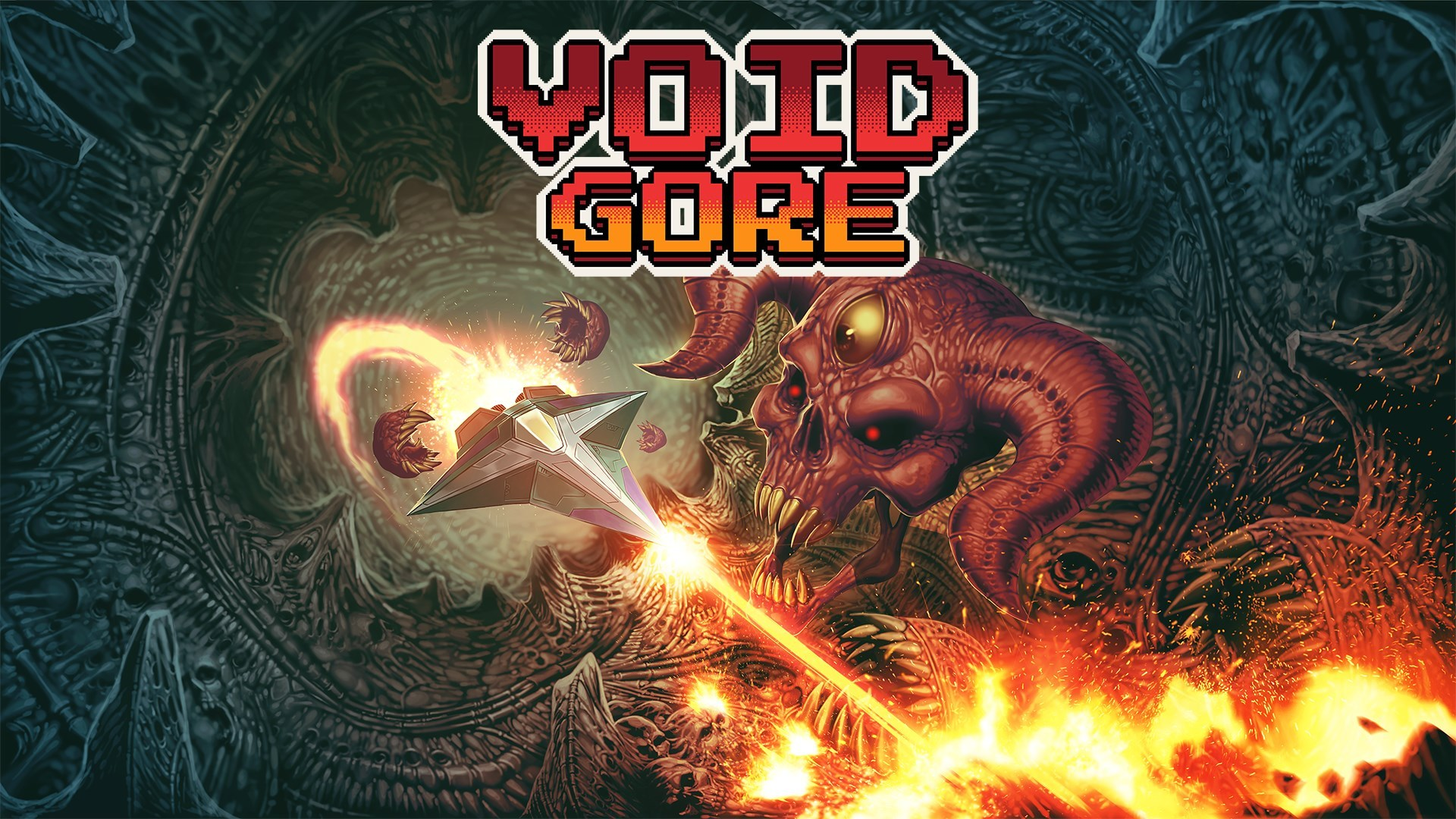 Void Gore Is Now Available For Xbox One And Xbox Series X|S 1