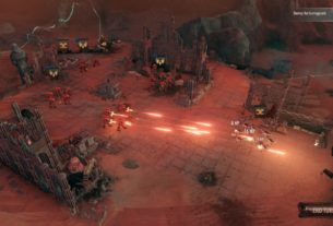 Warhammer 40,000 Battlesector gameplay looks like a decent stab at mirroring the tabletop 4