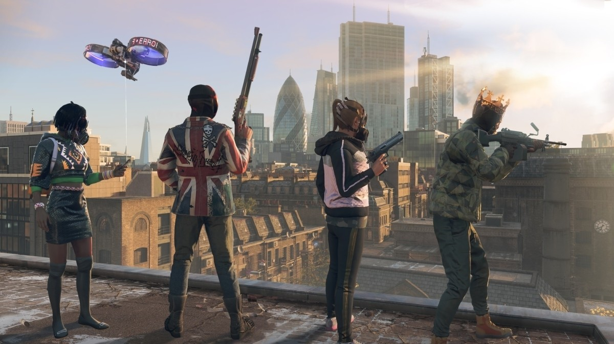 Watch Dogs: Legion's upcoming online multiplayer mode gets March release date 1