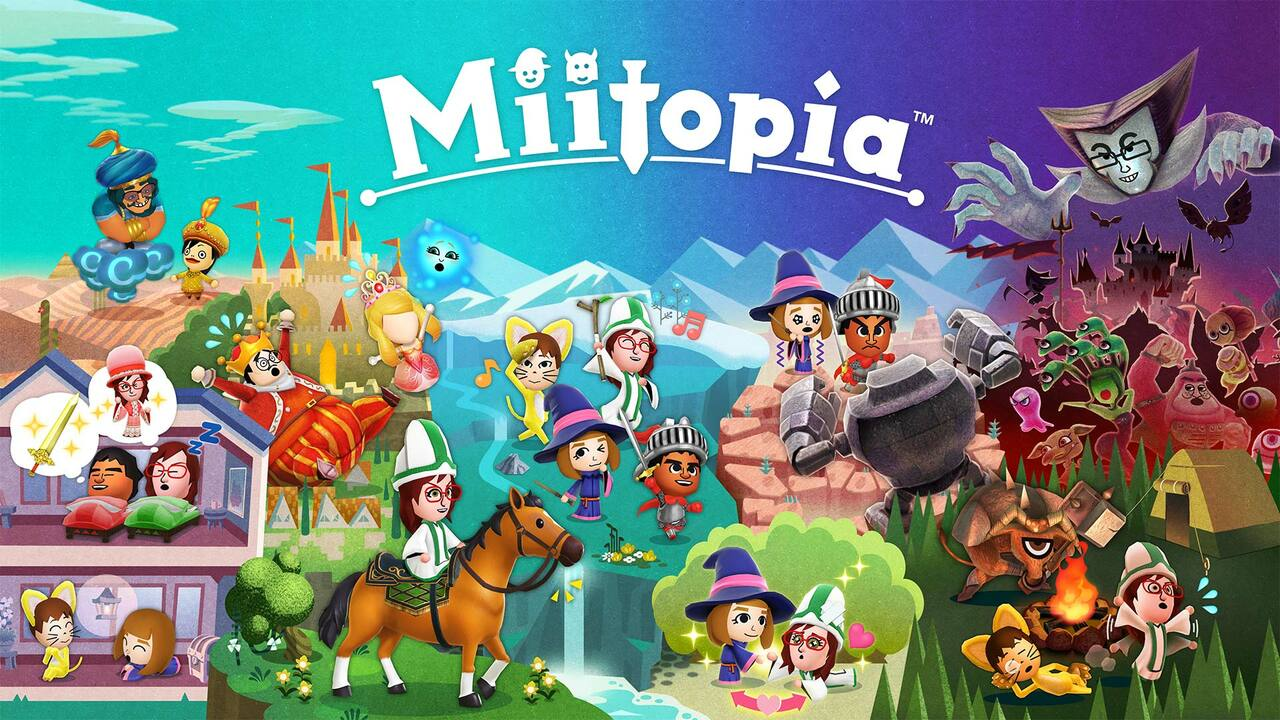 Zelda Remake Specialist Grezzo Appears To Have Helped Out With Miitopia's Nintendo Switch Port 1