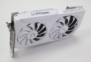 Zotac GeForce RTX 3060 AMP; The Small White One 3